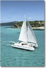 Catamaran Sailing Florida Bahamas
