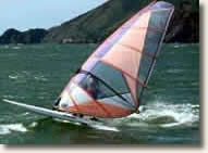 windsurfing Virgin Islands