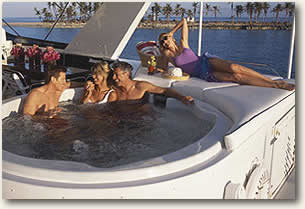 Swingers Sailing in the Caribbean Sun and Sailing are super, ...