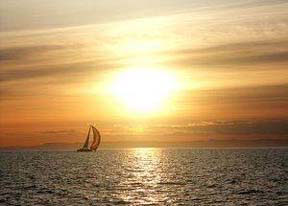 Sunset Sail New England Yacht Charters