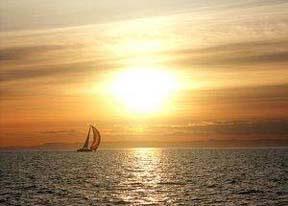 Sunset Sail New England Yacht Charters