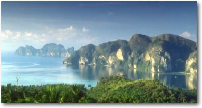 Thailand yacht charter vacation