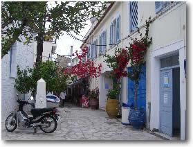 Greek island Greece Mediterranean Yacht Charter Holidays