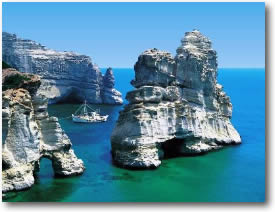 Ionian Islands Greece Mediterranean Yacht Charter Holidays