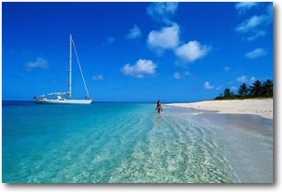 Zante Beach Ionian Greece Mediterranean Yacht Charter Holidays