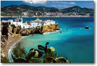 Spain Yacht Charter Itinerary Ibiza, Mallorca, Balearic Island Getaway